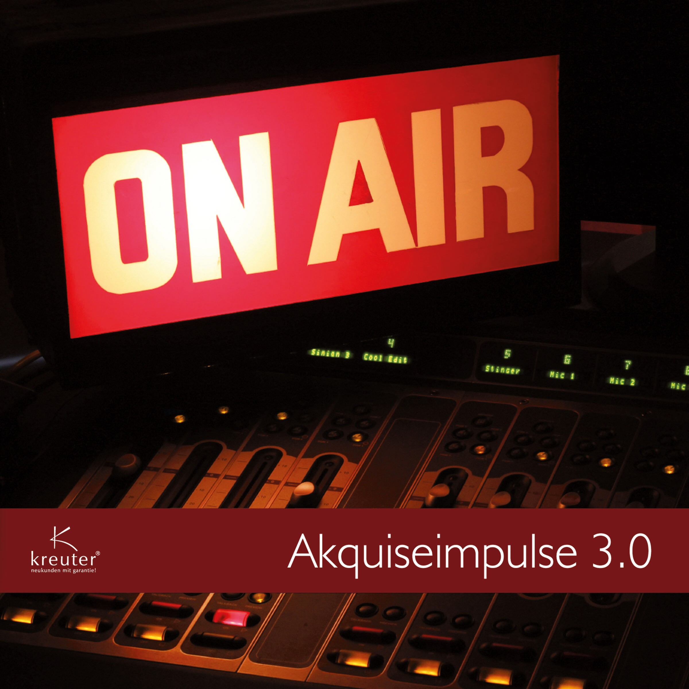 Bestsellerverlag Akquiseimpulse 3 Hörbuch