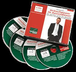 Bestsellerverlag Verkaufspower im Außendienst Hörbuch